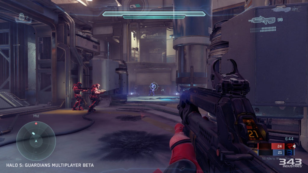 Halo 5: Guardians Multiplayer Beta - Woche 1
