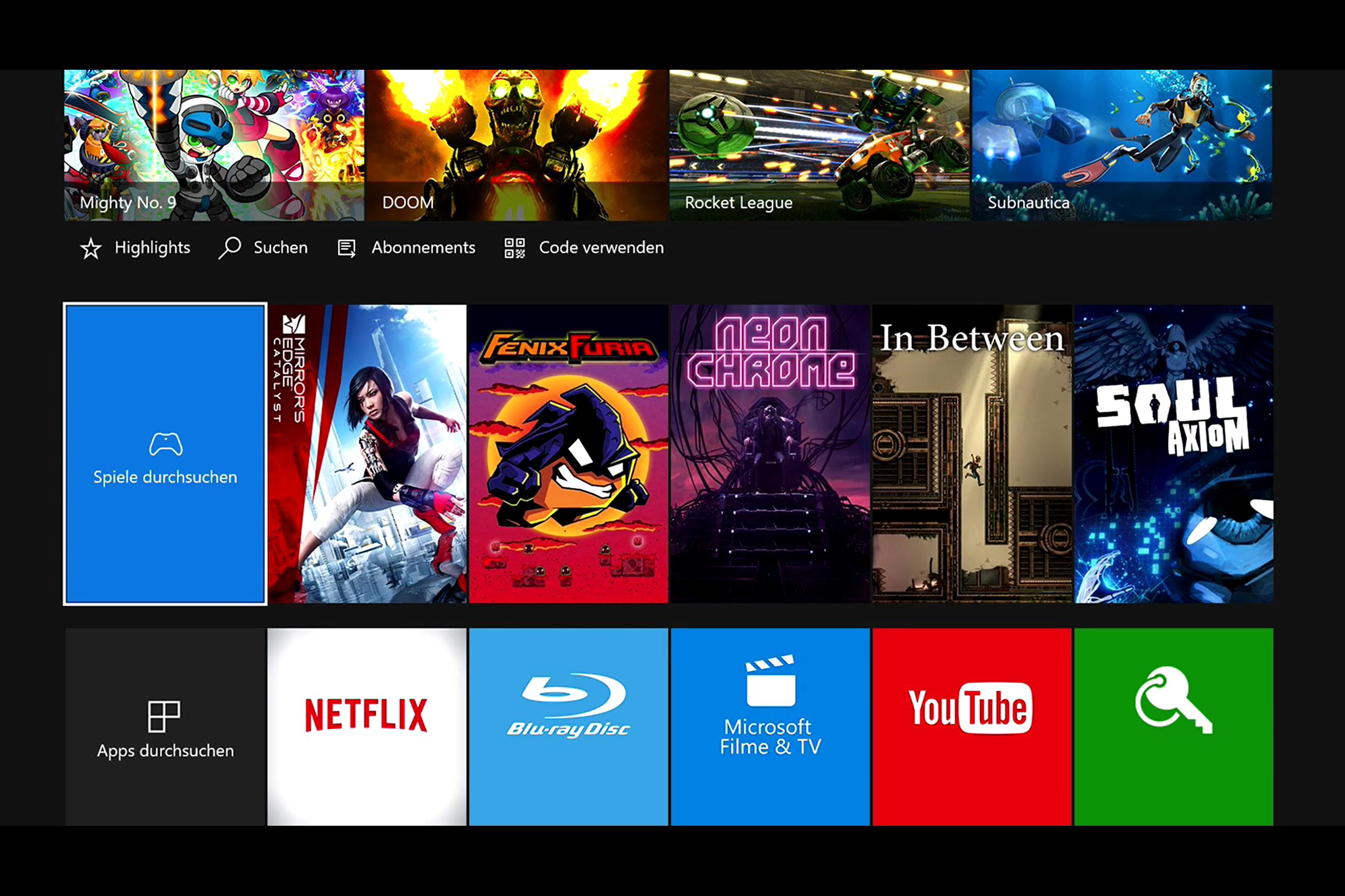Xbox One Anniversary Update - Der Store im neuen Gewand