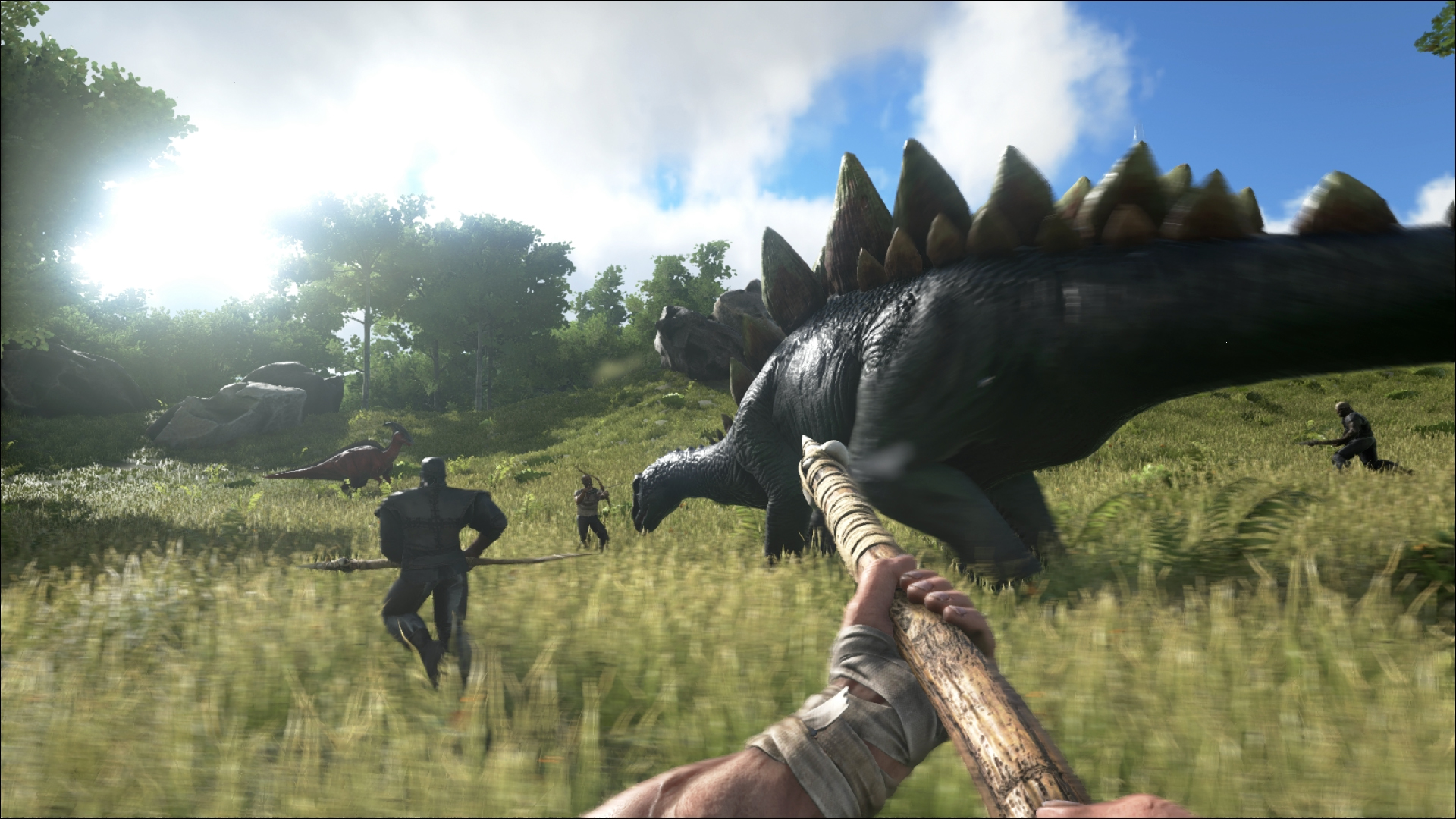 ARK Survival Evolved 1