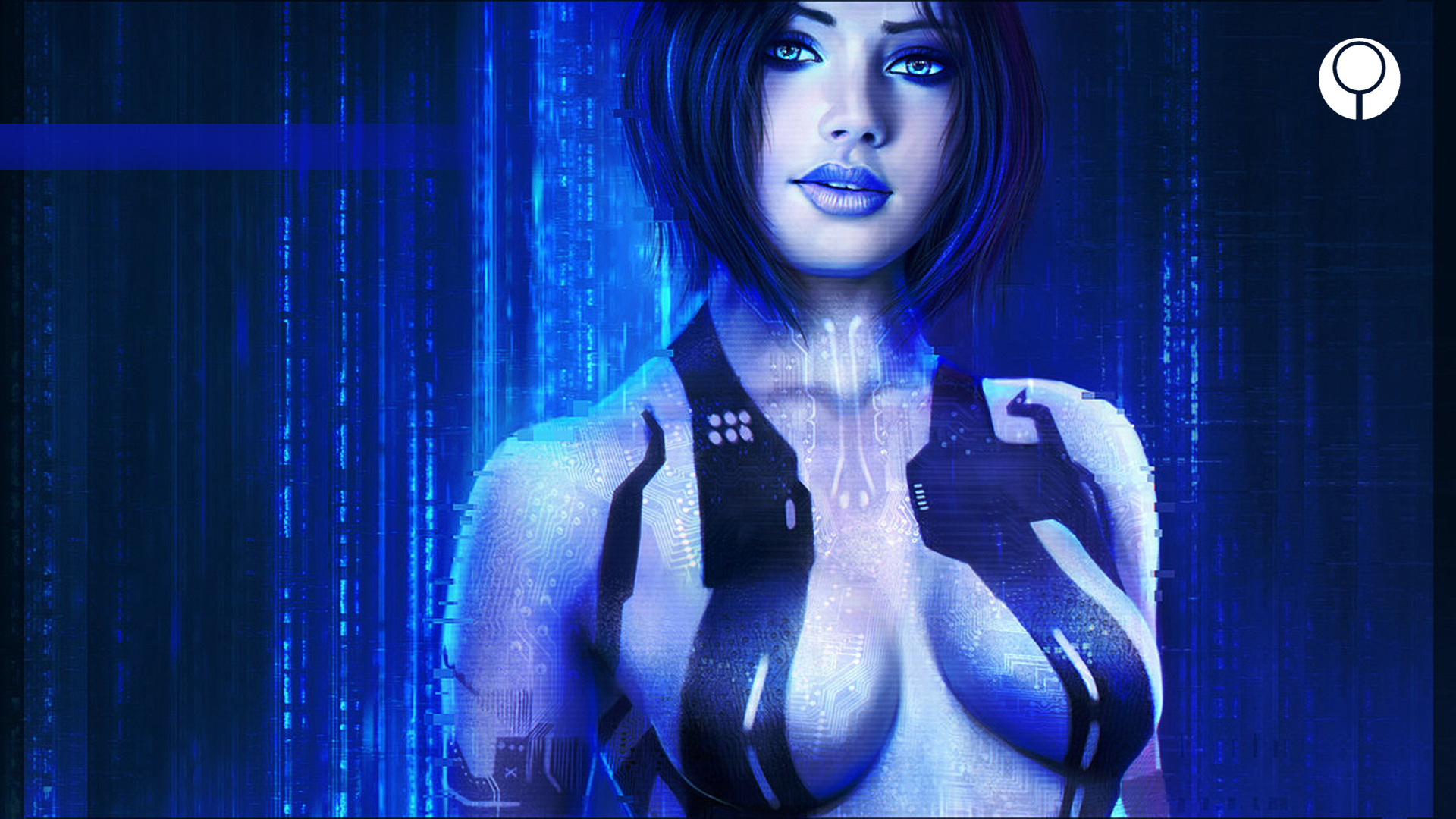 Cortana - Hintergrundbild