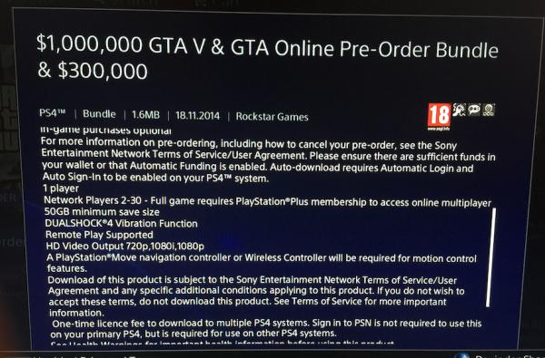 GTA V-50GB