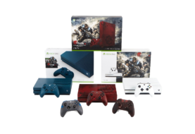Xbox One S - Neue Gears of War 4 Bundles angekündigt