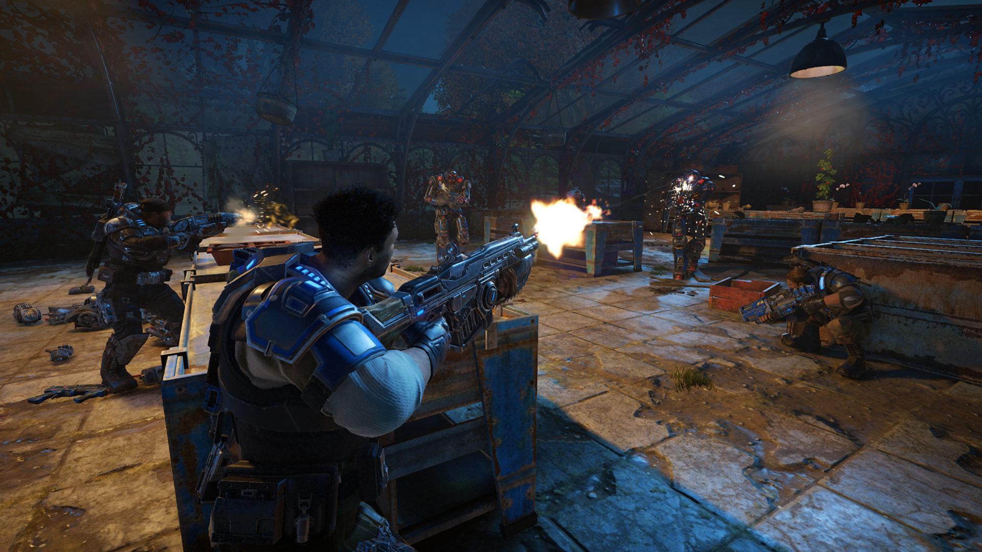 Gears of War 4 Test