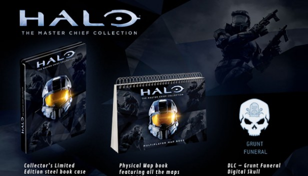 Halo: Master Chief Collection Standard-Limited-Edition