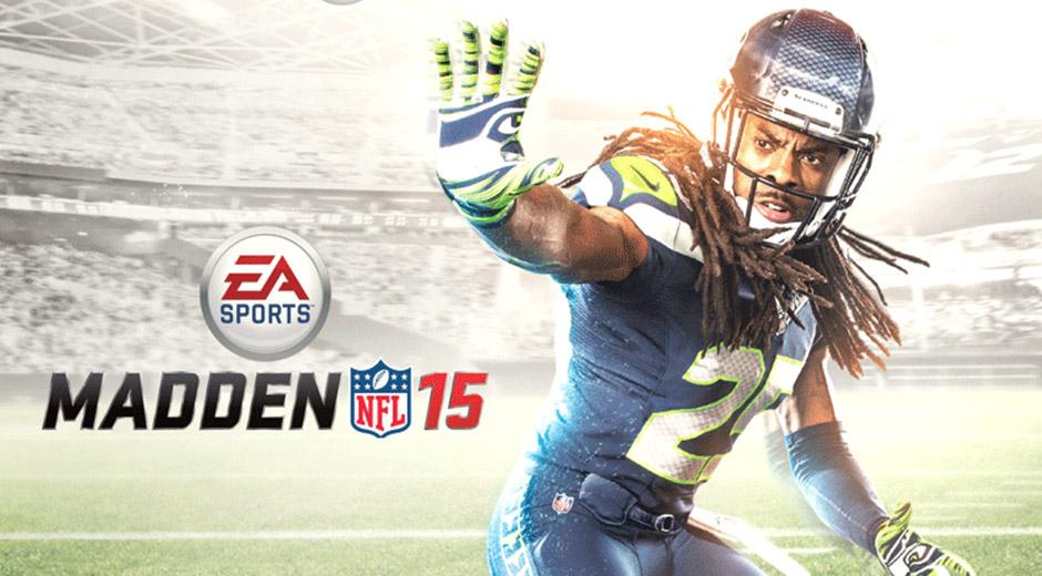 Madden NFL 15 Cover