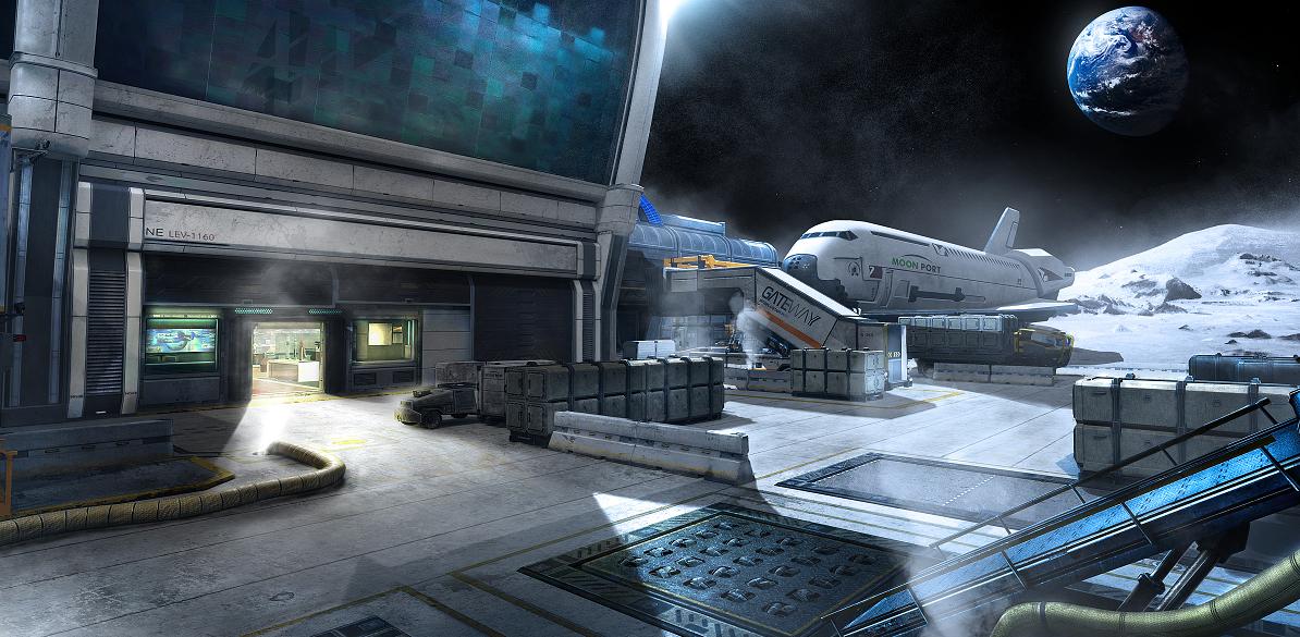 Infinite Warfare Terminal