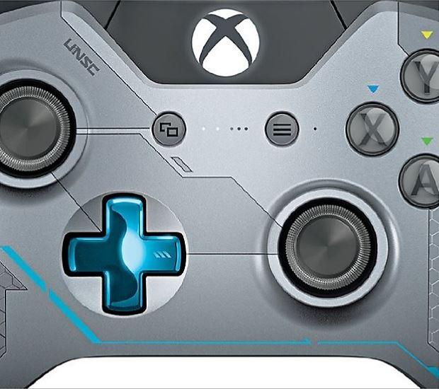 Xbox One Wireless Controller - Spartan Locke Special Edition