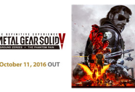 Metal Gear Solid V: The Definitive Experience - Ab Oktober erhältlich