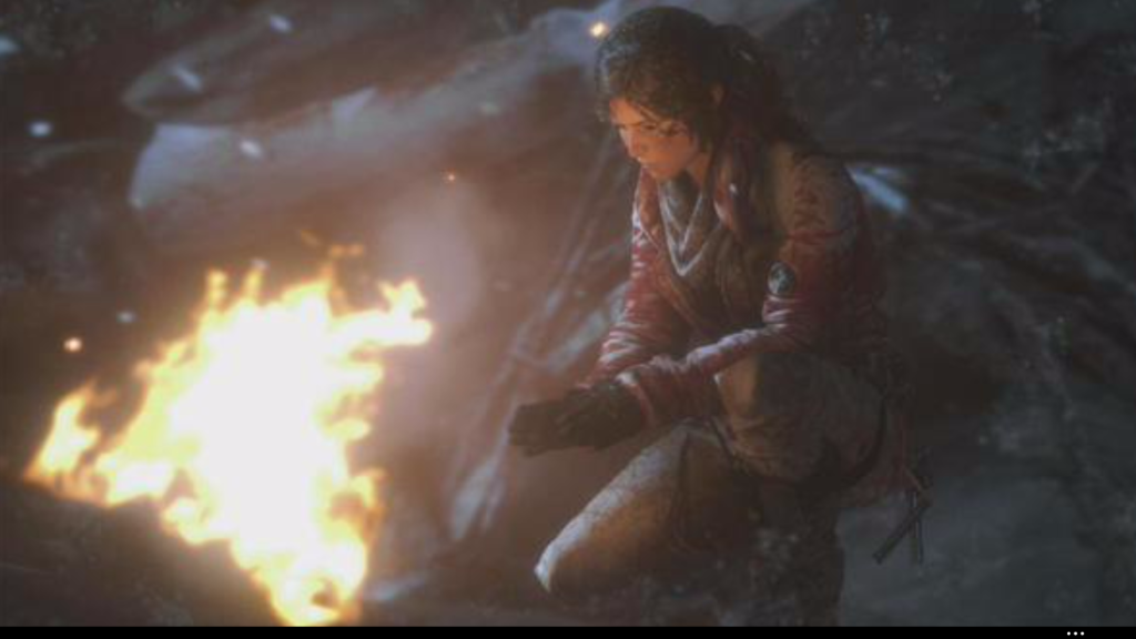 Rise of the Tomb Raider In-Game Screenshot