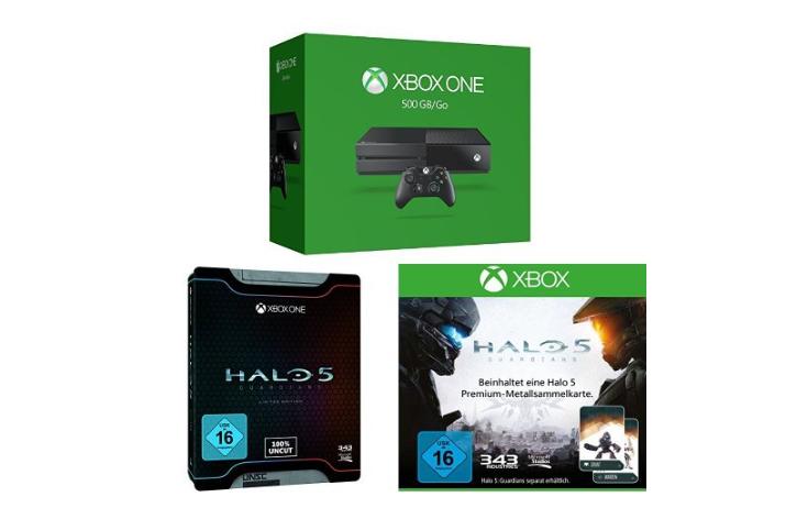 Nur heute: Xbox One Knallerangebot für Halo-Fans auf Amazon!