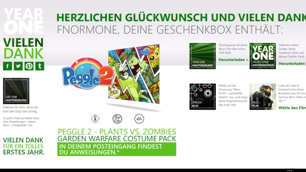 Xbox E-Mail