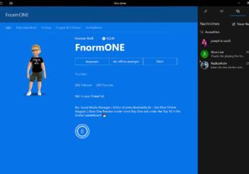 Xbox App bekommt neue Features