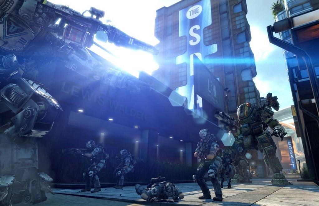 Titanfall: Frontier´s Edge Gameplay