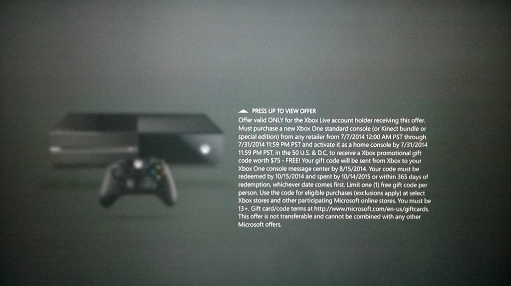 Xbox 360-Promo 2