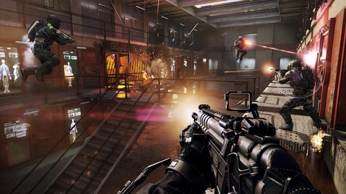 Call of Duty: Advanced Warfare - Multiplayer-Gameplay
