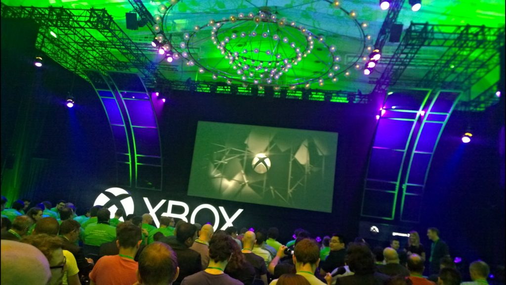 Xboxmedia @ Xbox gamescom 2015 Media Briefing