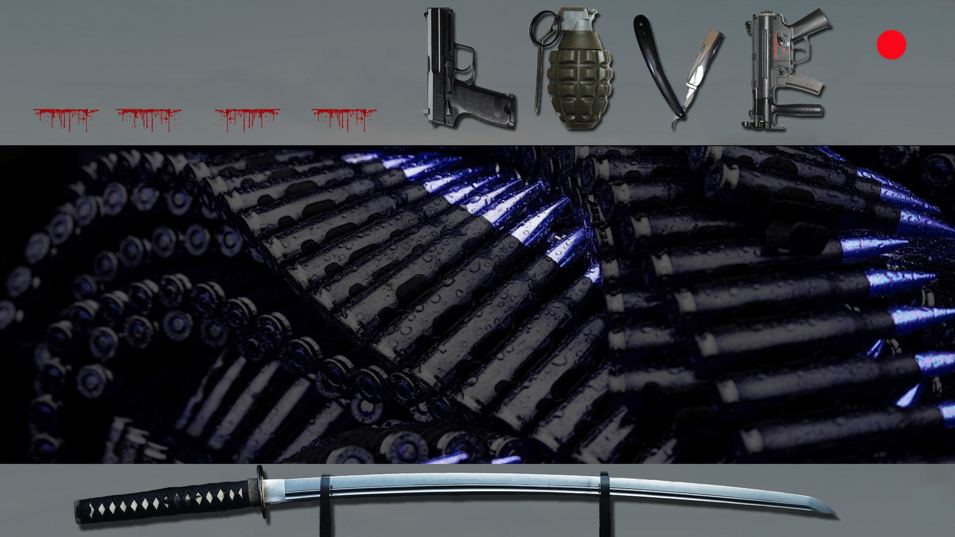 LOVE - Hintergrundbild