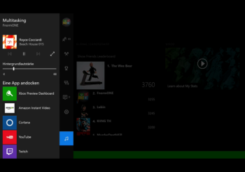 Xbox One - Hintergrundmusik: Update schon morgen?