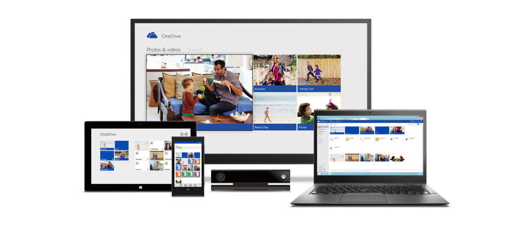 OneDrive auf allen Devices