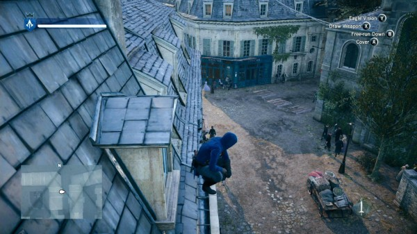 Assassin´s Creed Unity Beta 2