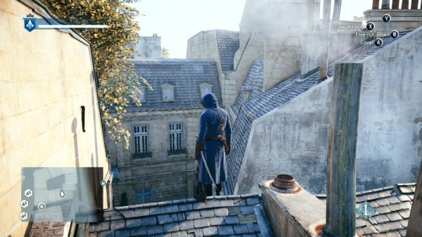 Assassin´s Creed Unity Beta 1
