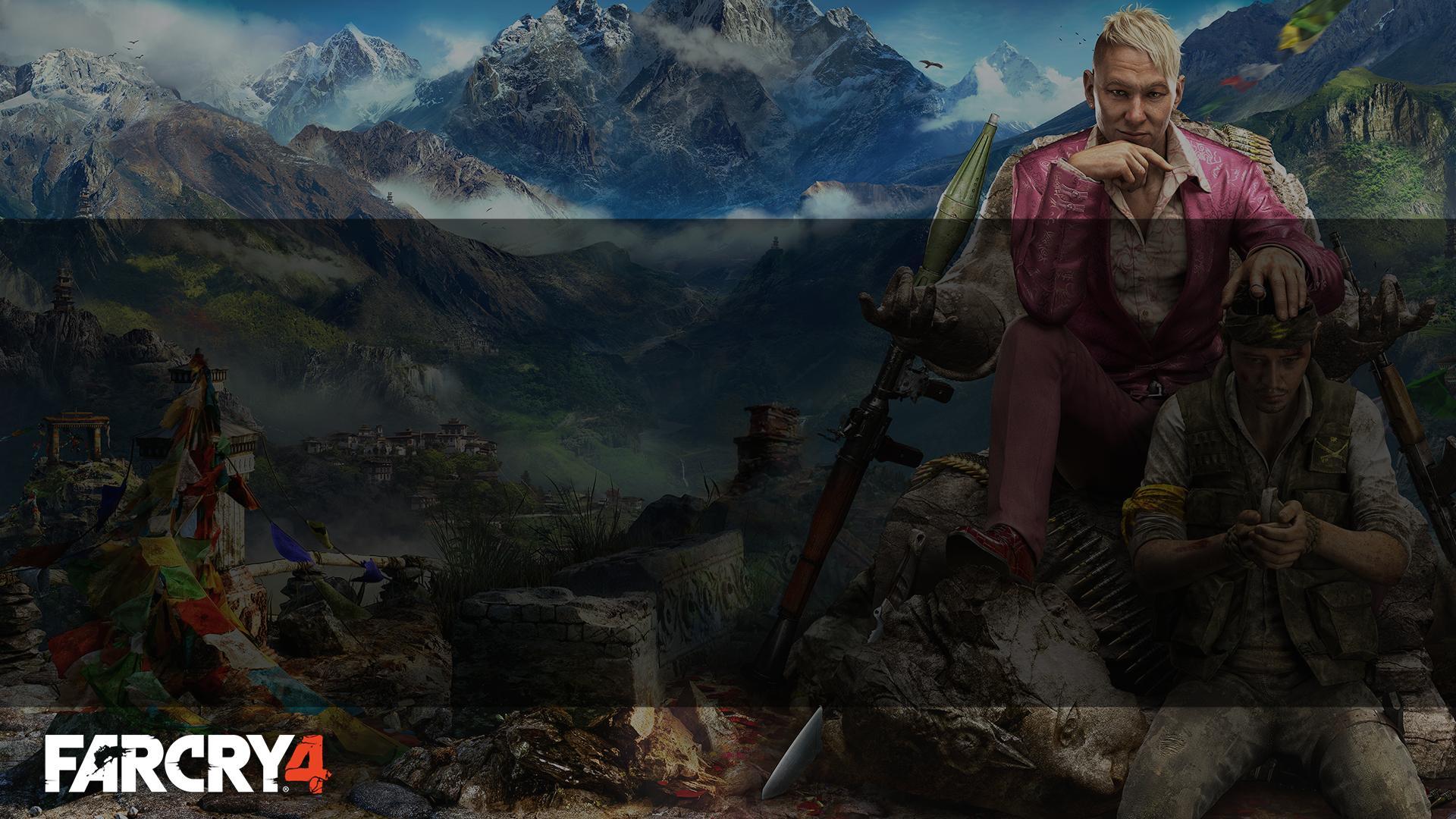 Far Cry 4 - Pagan Min