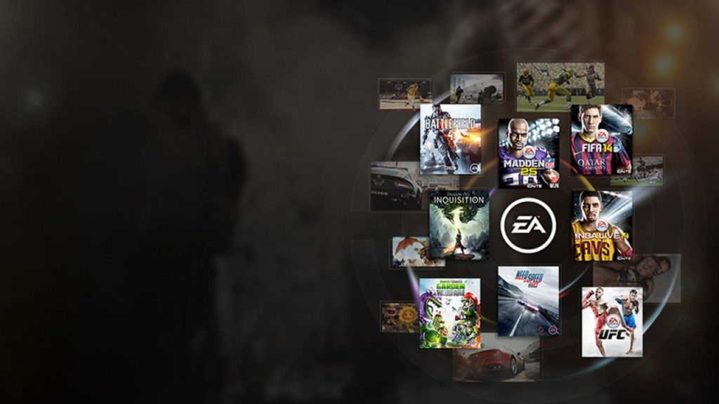 EA Access-Content
