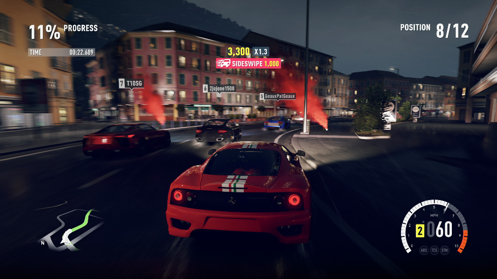 Forza Horizon 2 - Nachtfahrt