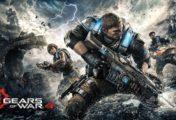 Gears of War 4 Screenshots - Mit dem Bike in den Kampf