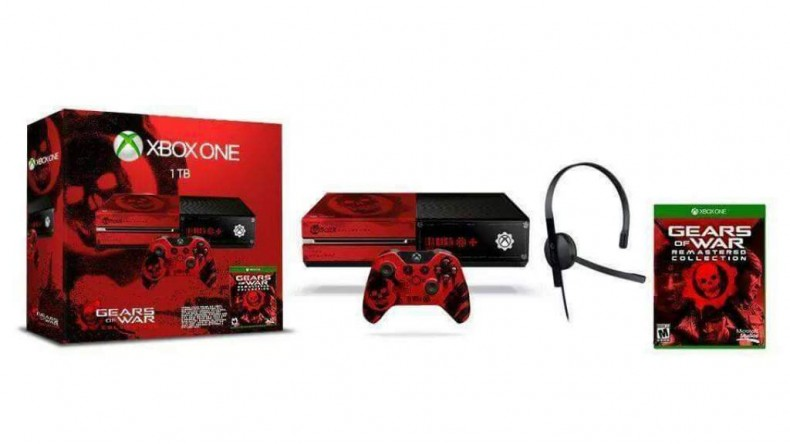 Gears of War Collection Xbox One Bundle
