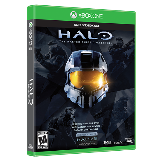 Halo: Master Chief Collection Boxart