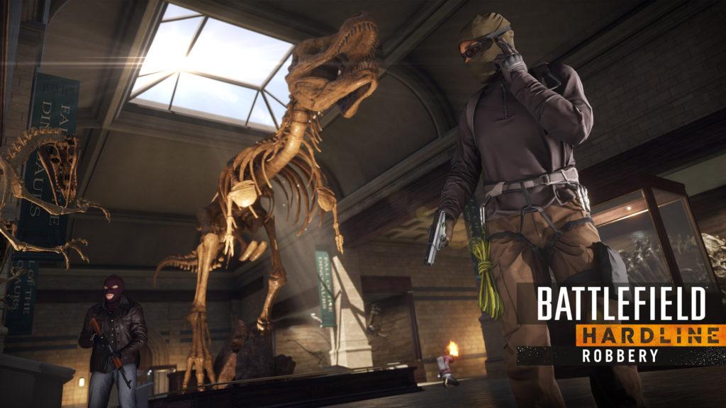 Battlefield Hardline - Robbery DLC