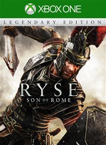 Ryse: Legendary Edition Pack Shot