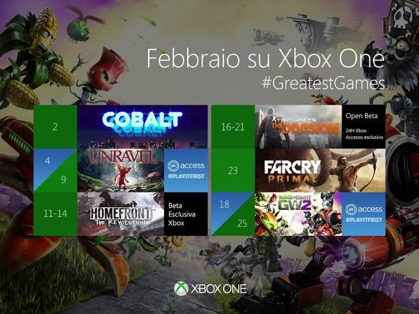 Xbox Italien leaken The Divison Open Beta