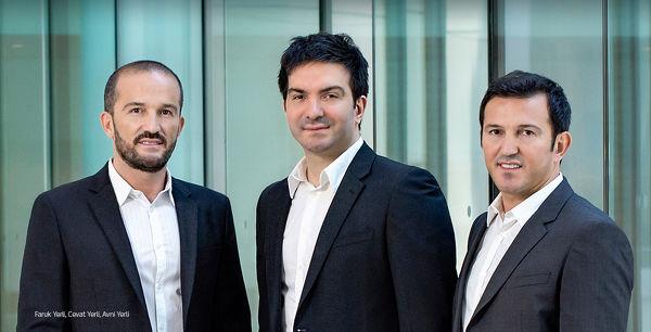 Die Gebrüder Yerli - Gründer von Crytek