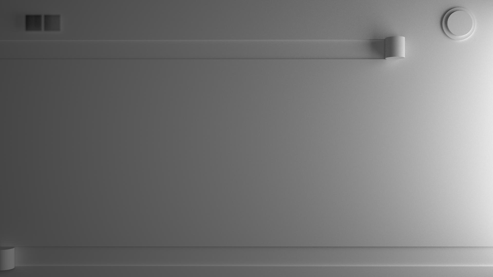 Abstract White - Hintergrundbild