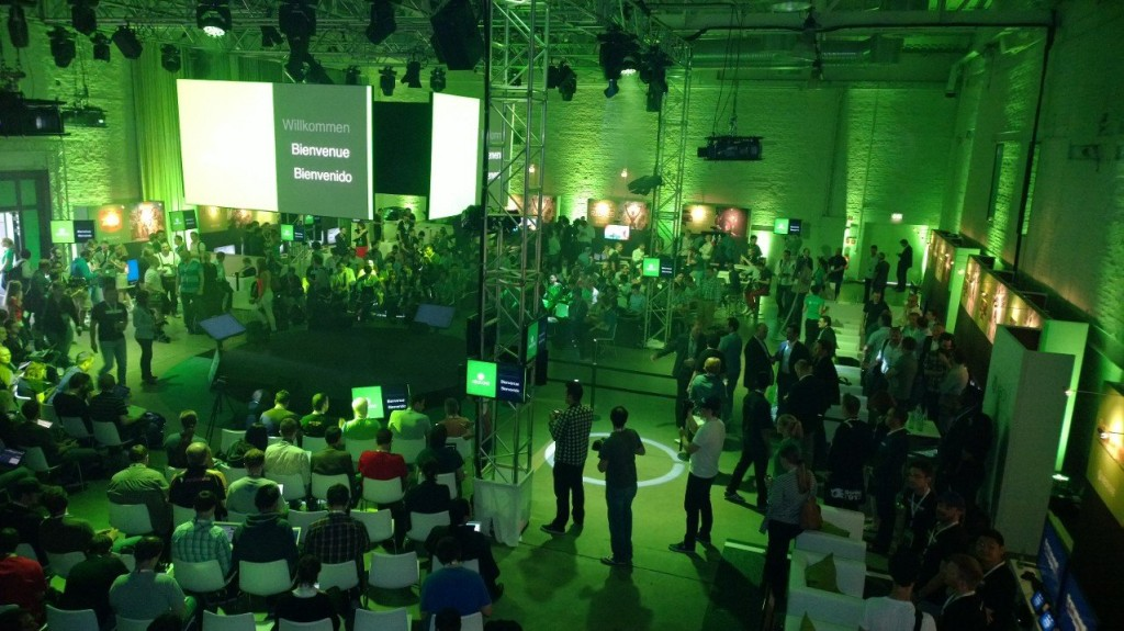 Xbox Briefing auf der gamescom 2013