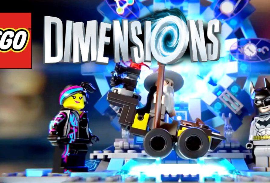 LEGO Dimensions – Midway Arcade Level Pack und weitere Fun Packs ab jetzt erhältlich