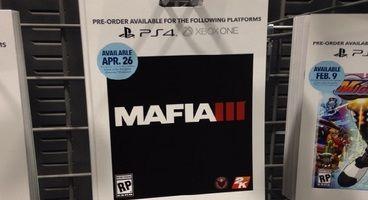 Mafia 3 - Vorbestellerkarte