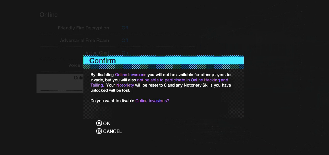 watch dogs online off