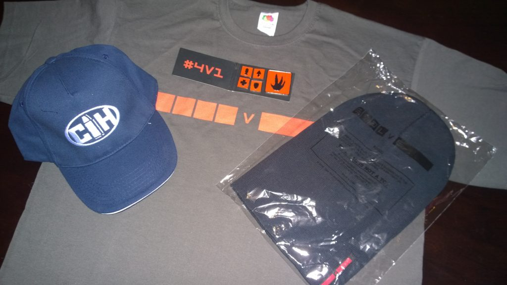 Evolve-Gewinnspiel
