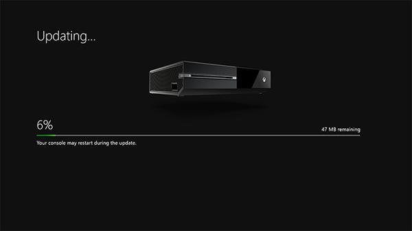 Xbox One – Preview-Mitglieder erhalten weiteres Verbesserungsupdate