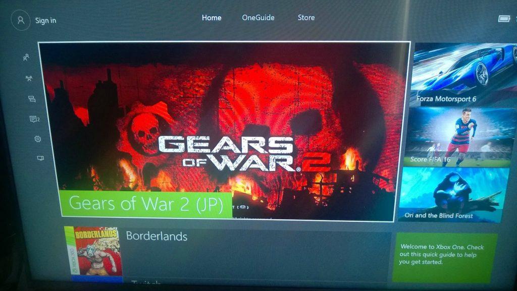 Xbox One Abwärtskompatibilität