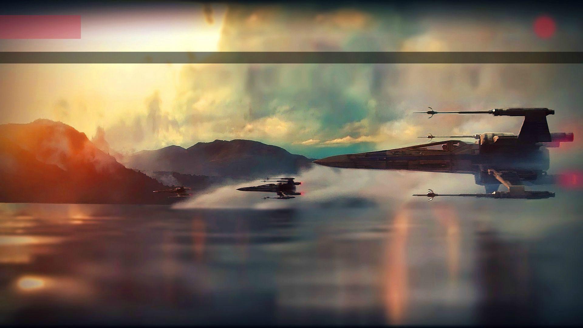 Star Wars - Hintergrundbild